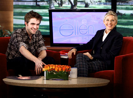 Robert Pattinson Interview 2011 on Robert Pattinson Interview Hos Ellen