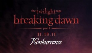 breaking dawn konkurrence