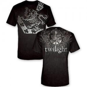 twilight tshirt med cullen logo