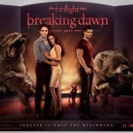 breaking dawn officiel plakat