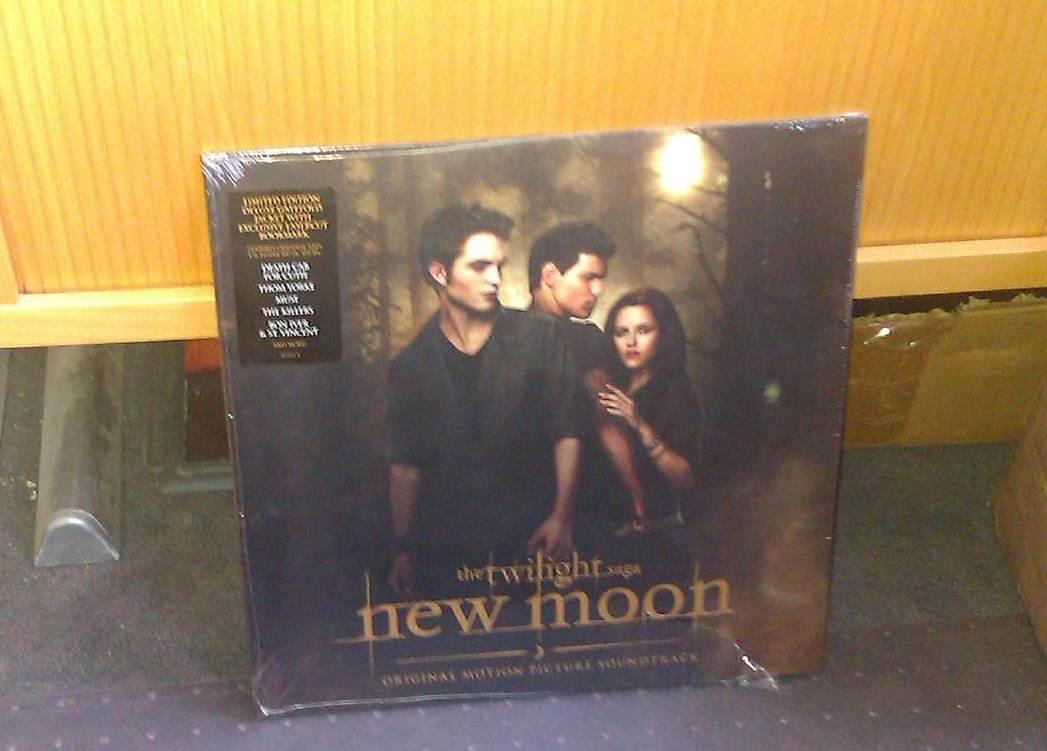 new moon special edition vinyl