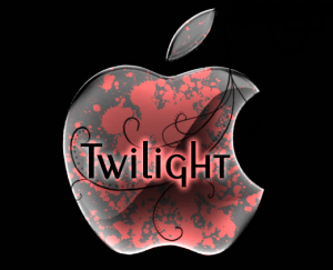 twilight apple