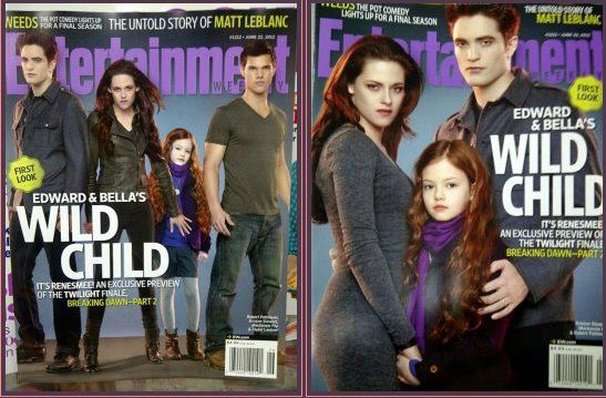 breaking dawn part 2 billede cover